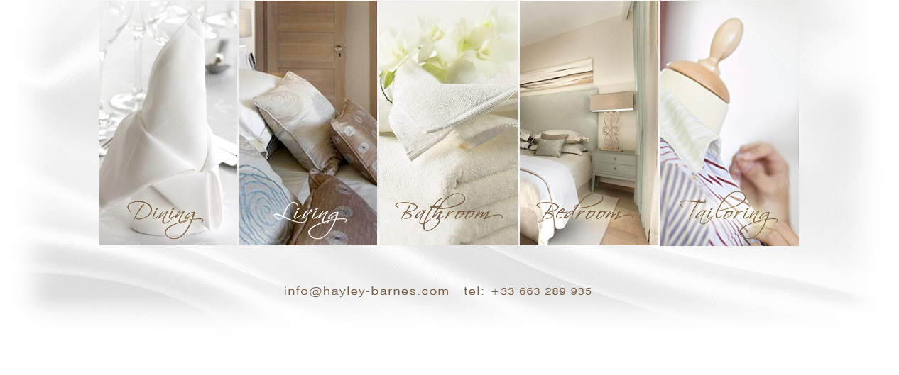 Yacht Soft Furnishings Specialists